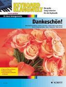 Cover-Bild zu Boarder, Steve (Instr.): Dankeschön!