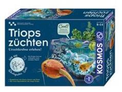 Cover-Bild zu Triops züchten