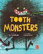 Cover-Bild zu Martinello, Jessica: Tooth Monsters