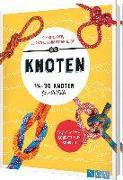 Cover-Bild zu Lowis, Ulrike: Knoten. Über 30 Knoten für alle Fälle