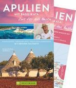Cover-Bild zu De Rossi, Nicoletta: Apulien mit Basilikata - Zeit für das Beste