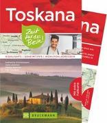 Cover-Bild zu Zimmermann, Katharina Maria: Toskana - Zeit für das Beste