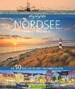 Cover-Bild zu Lendt, Christine: Highlights Nordsee - von Sylt bis Emden