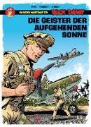 Cover-Bild zu Zumbiehl, Frederic: Die neuen Abenteuer von Buck Danny - Die Geister der aufgehenden Sonne