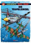 Cover-Bild zu Zumbiehl, Frederic: Buck Danny: Die neuen Abenteuer, Band 4