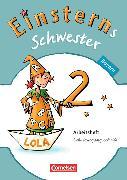 Cover-Bild zu Einsterns Schwester 2. Schuljahr. Sprache und Lesen. Arbeitsheft. SAS. BY von Bauer, Marion