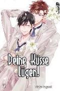 Cover-Bild zu Sagami, Waka: Deine Küsse lügen! 05