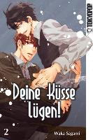 Cover-Bild zu Sagami, Waka: Deine Küsse lügen! 02