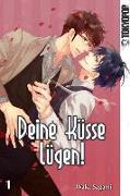 Cover-Bild zu Sagami, Waka: Deine Küsse lügen! 01