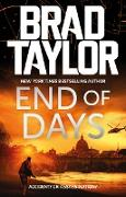 Cover-Bild zu Taylor, Brad: End of Days (eBook)