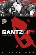 Cover-Bild zu Oku, Hiroya: Gantz 8