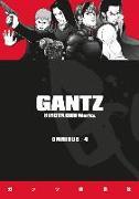 Cover-Bild zu Oku, Hiroya: Gantz Omnibus Volume 4