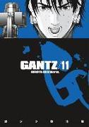 Cover-Bild zu Oku, Hiroya: Gantz Volume 11