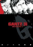 Cover-Bild zu Oku, Hiroya: Gantz Volume 36