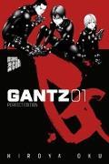 Cover-Bild zu Oku, Hiroya: Gantz 1