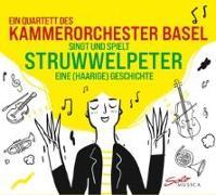 Cover-Bild zu Timokhine, Konstantin (Komponist): Struwwelpeter - Eine (haarige) Geschichte