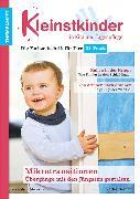 Cover-Bild zu Gutknecht, Dorothee: Mikrotransitionen mit den Jüngsten gestalten - drinnen & draußen (eBook)