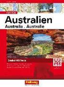 Cover-Bild zu Australien Road Atlas von Hallwag Kümmerly+Frey AG (Hrsg.)