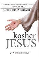 Cover-Bild zu Kosher Jesus von Boteach, Shmuley