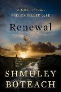 Cover-Bild zu Renewal (eBook) von Boteach, Shmuley