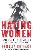 Cover-Bild zu Hating Women von Boteach, Shmuley