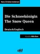 Cover-Bild zu Die Schneekönigin - The Snow Queen (eBook) von Andersen, Hans Christian