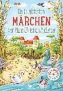 Cover-Bild zu Die beliebtesten Märchen von Hans Christian Andersen, mit MP3-CD von Andersen, Hans Christian