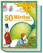 Cover-Bild zu 50 Märchen von Hans Christian Andersen von Andersen, Hans Christian