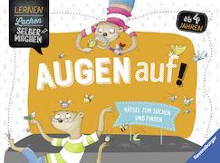 Cover-Bild zu Augen auf! von Jebautzke, Kirstin