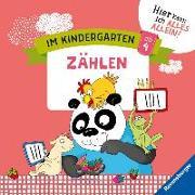 Cover-Bild zu Im Kindergarten: Zählen von Jebautzke, Kirstin