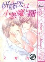 Cover-Bild zu A Waltz In The Clinic (Yaoi Manga) von Makoto Tateno