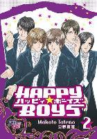 Cover-Bild zu Happy Boys Volume 2 von Makoto Tateno