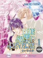 Cover-Bild zu Blue Sheep Reverie Volume 1 (Yaoi) von Makoto Tateno
