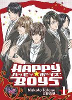 Cover-Bild zu Happy Boys Volume 1 von Makoto Tateno