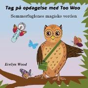 Cover-Bild zu Sommerfuglenes magiske verden