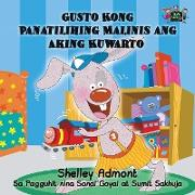 Cover-Bild zu Gusto Kong Panatilihing Malinis ang Aking Kuwarto
