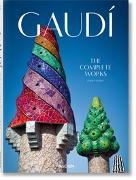 Cover-Bild zu Gaudí. Das vollständige Werk von Zerbst, Rainer