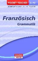 Cover-Bild zu Pocket Teacher Französisch - Grammatik 5.-10. Klasse von Lück-Hildebrandt, Simone