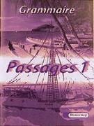 Cover-Bild zu Passages 1. Grammatisches Beiheft