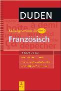 Cover-Bild zu Duden Schulgrammatik extra - Französisch von Barbary-Toebe, Evelyne