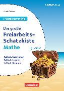 Cover-Bild zu Freiarbeitsmaterial für die Grundschule - Mathematik. Klasse 3 - Die große Freiarbeits-Schatzkiste von Wehren, Bernd