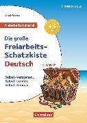 Cover-Bild zu Freiarbeitsmaterial für die Grundschule - Deutsch. Klasse 1. Die große Freiarbeits-Schatzkiste. Kopiervorlagen von Wehren, Bernd