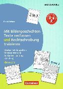 Cover-Bild zu Kombitraining Deutsch. Band 2 - 2 in 1: Mit Bildergeschichten Texte verfassen und Rechtschreibung trainieren von Wehren, Bernd