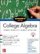Cover-Bild zu Schaum's Outline of College Algebra, Fifth Edition
