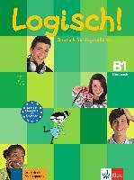 Cover-Bild zu Logisch! B1 - Kursbuch B1 von Dengler, Stefanie