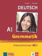 Cover-Bild zu Deutsch A1. Grammatik Intensivtrainer NEU von Lemcke, Christiane