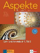 Cover-Bild zu Bd. 1 (B1+)/Teil 2: Lehr- und Arbeitsbuch - Aspekte