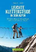 Cover-Bild zu Leichte Klettersteige in den Alpen (eBook) von Hüsler, Eugen E.