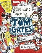 Cover-Bild zu The Brilliant World of Tom Gates von Pichon, Liz
