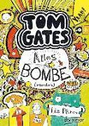 Cover-Bild zu Tom Gates, Bd. 3: Alles Bombe (irgendwie) von Pichon, Liz